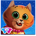 Kitty Cat Pet Dress Up & Care icon