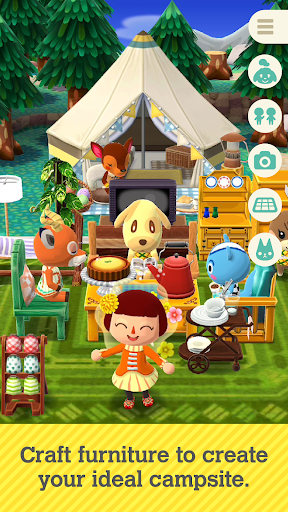 Animal Crossing: Pocket Camp 2.5.2 screenshots 2