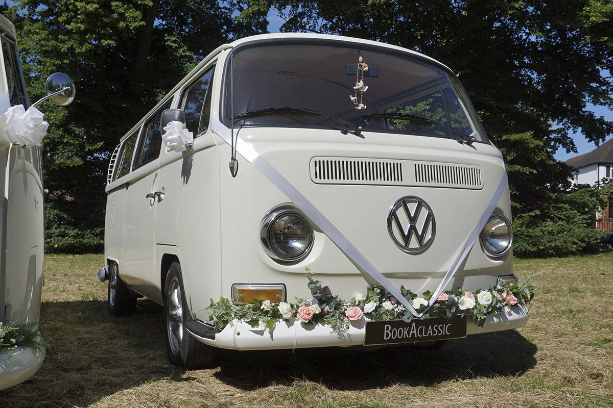 Volkswagen Bay Window Camper Hire Welling, Kent