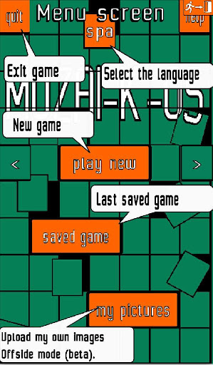 Puzzle game, MozaiKos little. android2mod screenshots 6