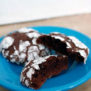 Chocolate Bourbon Crinkles