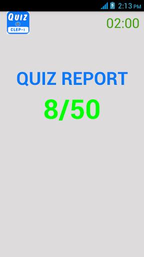 CLEP試験準備-1|玩教育App免費|玩APPs