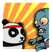 Panda vs Zombie 2 Panda's back