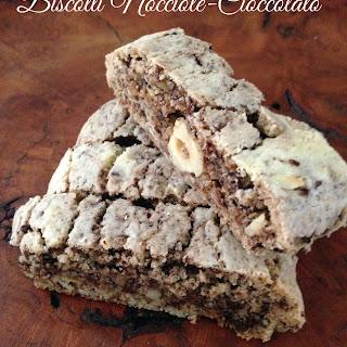 Biscotti Nocciole-Cioccolato
