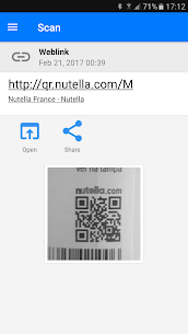 QR & Barcode Scanner App Download For Android 4