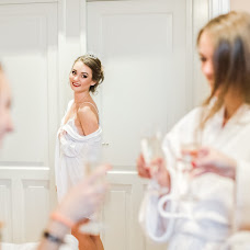 Wedding photographer Alya Turapina (Allia). Photo of 21.01.2018