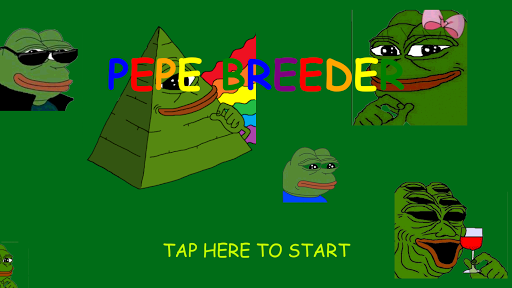 RARE Pepe Breeder