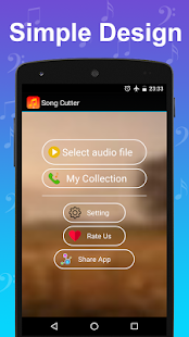 Song cutter Pro-Advance Screenshot