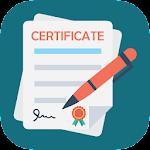 Certificate Maker & Graphic Builder 4.0
