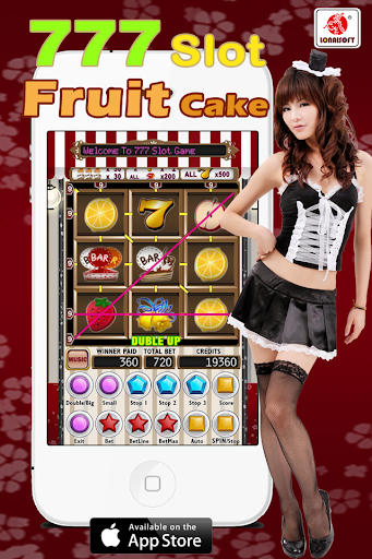 777 Fruit Cake Slot Machine 1.5 screenshots 9