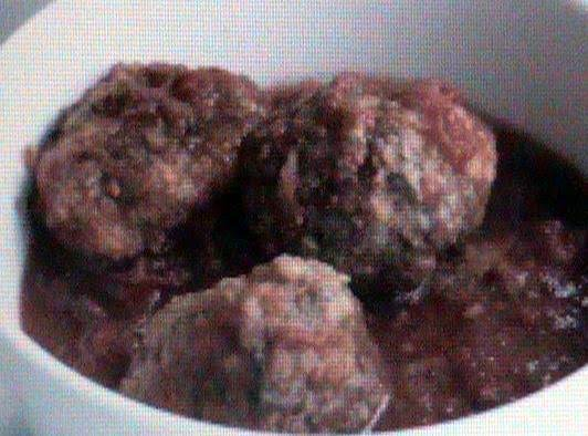 Stuffed Meatballs Recipe