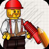 Draw Lego City