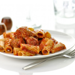 Baked Rigatoni and Meatballs Recipe