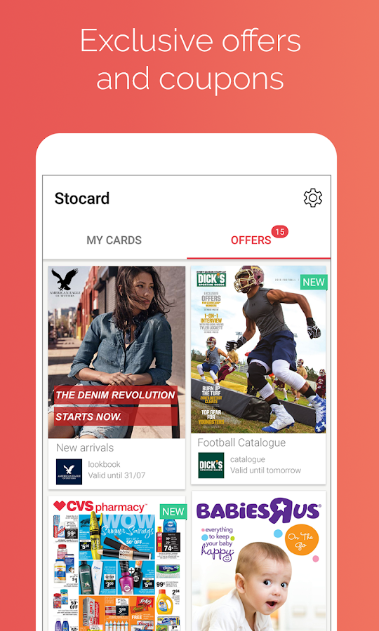 Stocard - Rewards Cards Wallet- screenshot