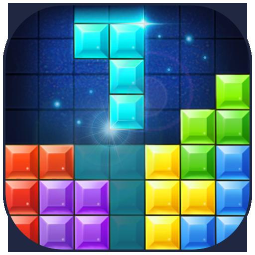 Brick Tetris Classic - Block Puzzle Game