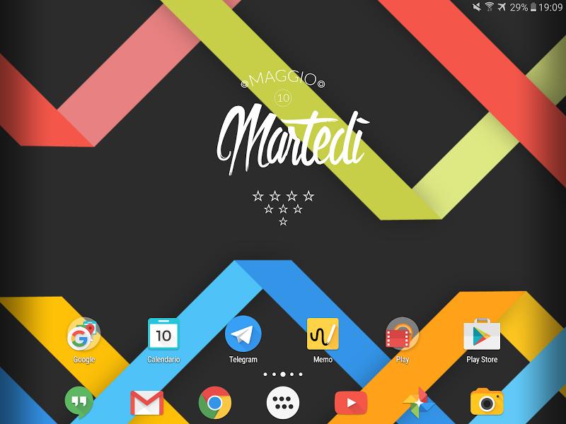 Mate UI - Material Icon Pack Screenshot 5