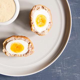 Boudin Scotch Egg