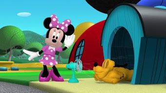 L'abeille de Minnie