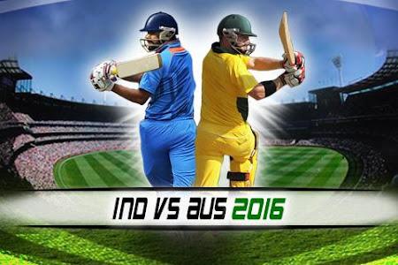 IND vs AUS Cricket Game 2016 1.0.9 screenshot 435876