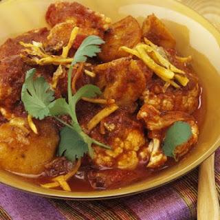 Punjabi Vegetable Curry