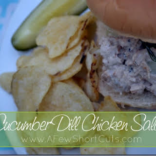 Chicken Salad With Dill Weed Recipes.