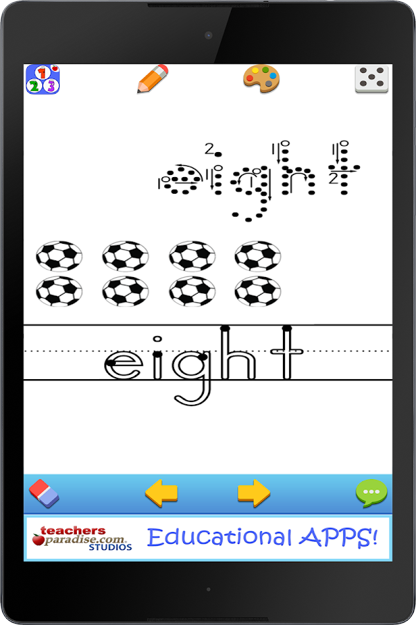 0-100 Kids Learn Numbers Game- screenshot