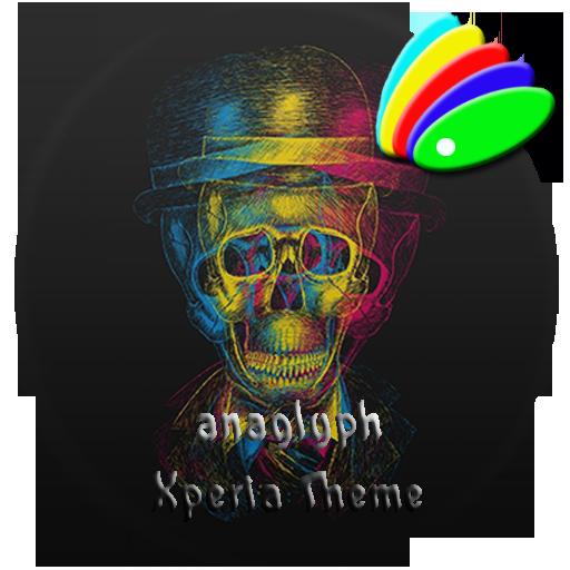 anaglyph | Xperia™ Theme
