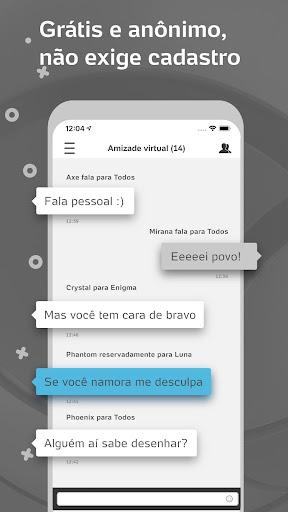 Bate-Papo UOL: Chat de paquera e vu00eddeo ao vivo 4.9.1 Screenshots 2