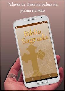 Biblia Sagrada CNBB - náhled