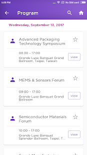 SEMICON Taiwan 2017- screenshot thumbnail