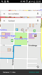 Bangkok Offline Map & Routing- screenshot thumbnail