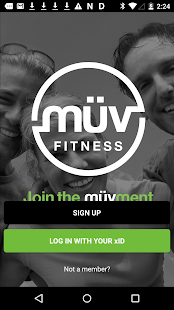 MUV Fitness- screenshot thumbnail