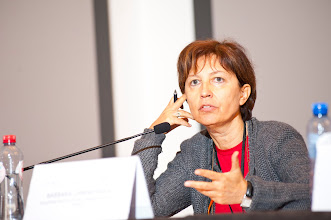 Photo: Barbara Limanowska, Head of Operations, European Institute for Gender Equality