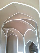 Photo: قسمت فوقاني عمارت