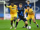 Club  Brugge wint van STVV met 1-0