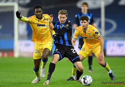 Club Brugge wint met het kleinste verschil van STVV na matige partij