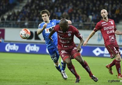 Joël Sami blikt hoopvol vooruit naar het treffen met AA Gent