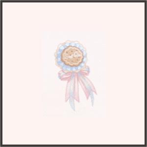 SR-クッキーブローチ