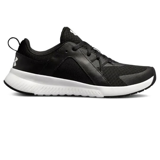 Under Armour Tempo Trainer Woman Black/Black/White Stl: 40