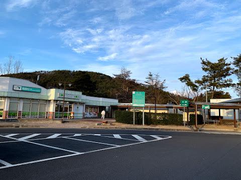 福島松川パーキングエリア