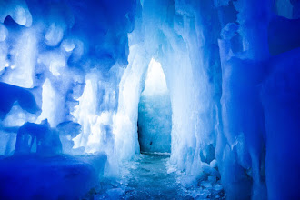 Photo: Ice Tunnels - Silverthorne, CO