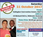 Forever Success Day JHB (Gauteng) : Gallagher Convention Centre, Midrand