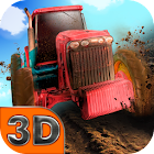 Farming Tractor Racing 3D icon