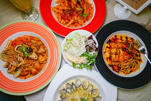 維納斯義式餐廳|巷弄裡溫馨的美味義大利麵!