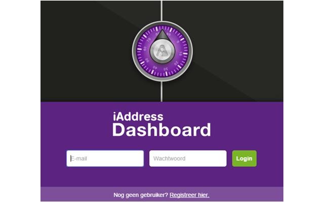 iAddress Qlik2Shop Dashboard