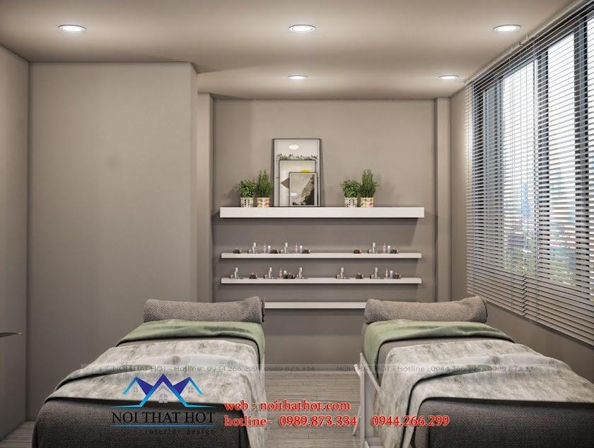 nội thất phòng spa