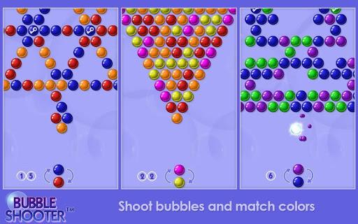 Bubble Shooter Classic Free 4.0.55 screenshots 2