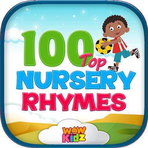 100 Top Nursery Rhymes