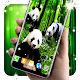 Panda 3D in Bamboo parallax live wallpapers (app)