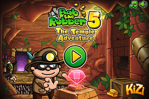 Bob The Robber 5: Temple Adventure by Kizi games 1.0.0 APK MOD screenshots 1